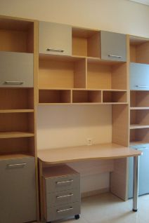Γραφείο - βιβλιοθήκη -  - https://www.serifis.gr/el/Paidiko-efibikoepiplo-294.htm